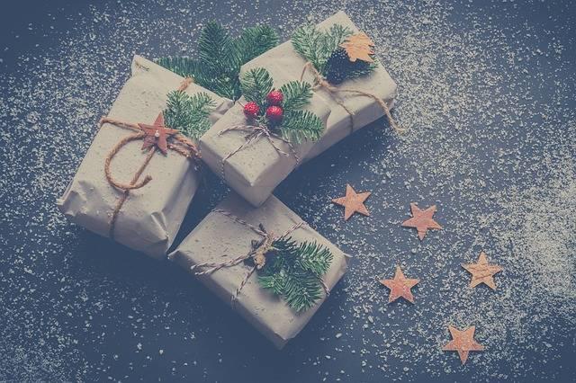 Christmas Presents Gifts · Free photo on Pixabay (16035)