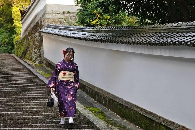 Kyoto Kimono Japan · Free photo on Pixabay (19906)