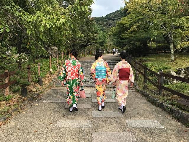 Kimono Japan Kyoto · Free photo on Pixabay (19912)
