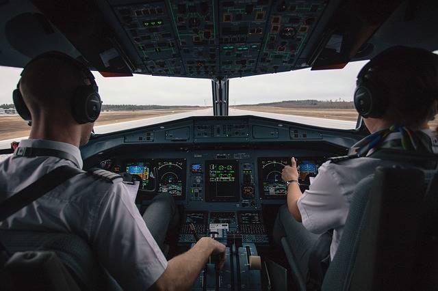 Cockpit Pilot People · Free photo on Pixabay (23491)