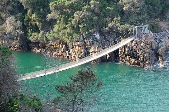 Suspension Bridge South Africa · Free photo on Pixabay (24099)