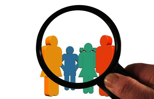 Customer Family Magnifying Glass · Free image on Pixabay (24103)