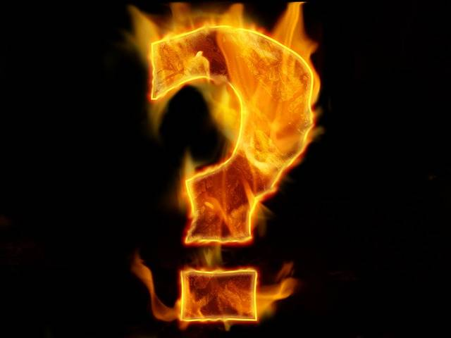 Question Mark Fire · Free image on Pixabay (35846)