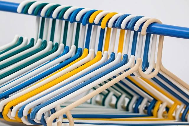 Clothes Hangers Coat · Free photo on Pixabay (36259)