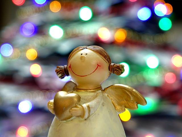 Angel Figure Christmas · Free photo on Pixabay (38935)