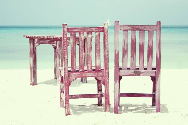 Beach Chairs Sea · Free photo on Pixabay (40696)