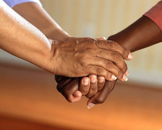 Clasped Hands Comfort · Free photo on Pixabay (42144)
