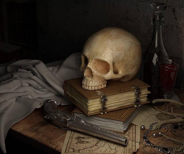 Skull Dark Pirate · Free photo on Pixabay (42768)