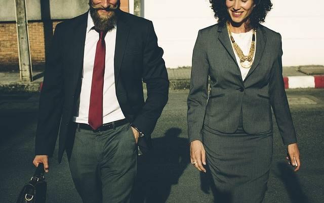 Beard Business Walking · Free photo on Pixabay (44105)
