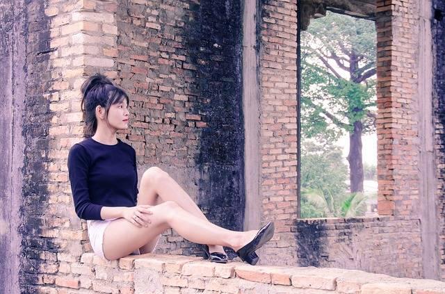 Girl Sad Sit · Free photo on Pixabay (45768)