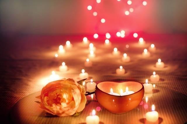 Candles Valentine Valentine'S Day · Free photo on Pixabay (45781)