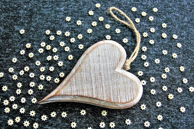 Wooden Heart Valentine'S Day · Free photo on Pixabay (46964)