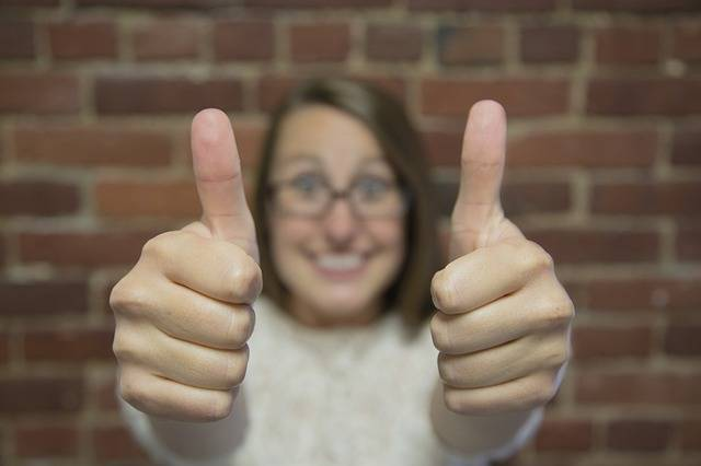 Gesture Thumbs Up Good · Free photo on Pixabay (48252)