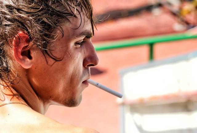Cigarette Man Person · Free photo on Pixabay (48294)