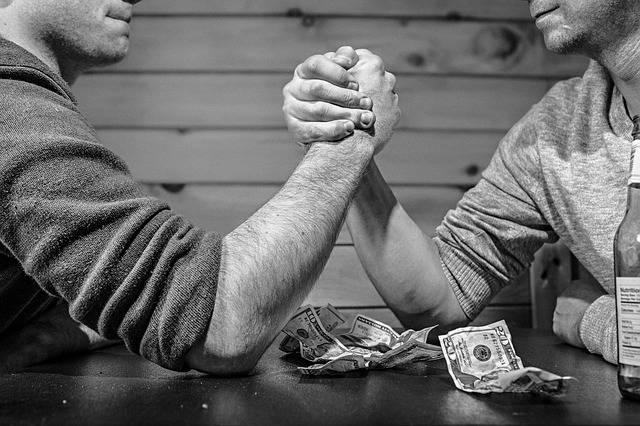 Arm-Wrestling Indian Wrestling · Free photo on Pixabay (50695)
