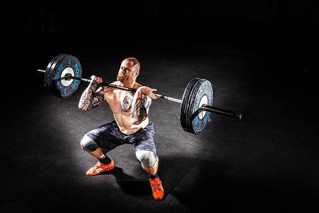Barbell Bodybuilding Effort · Free photo on Pixabay (51131)