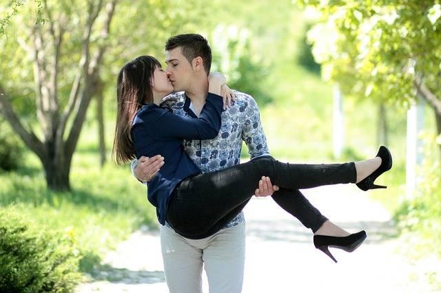 Couple Love Kiss · Free photo on Pixabay (51316)