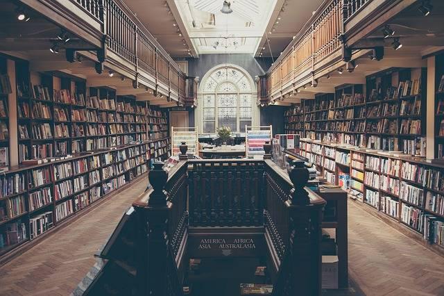 Library Books Education · Free photo on Pixabay (52244)