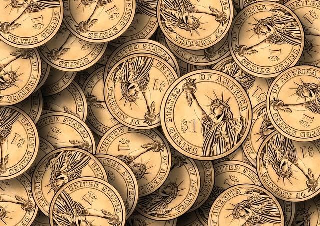 Dollar Currency Money · Free image on Pixabay (53259)