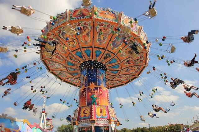Sky Carousel Entertainment · Free photo on Pixabay (53268)