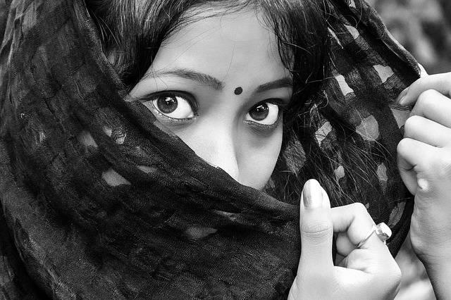Black Eyes Girl · Free photo on Pixabay (54492)