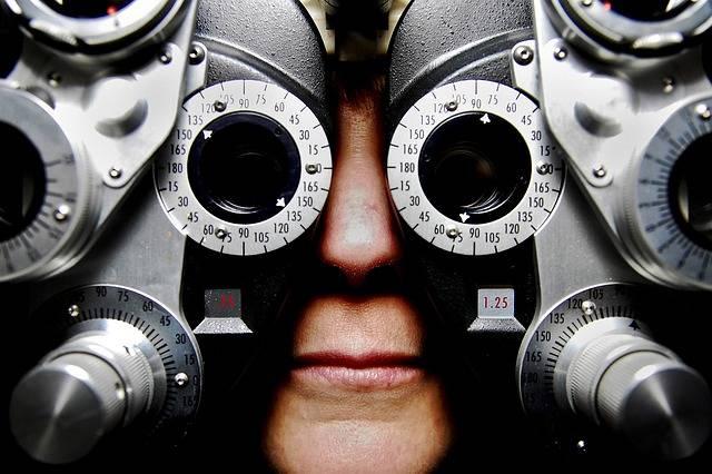 Eyeglasses Exam Optometry · Free photo on Pixabay (55098)