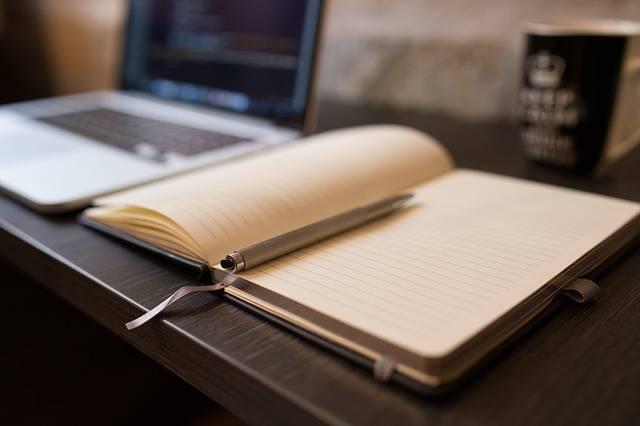 Book Pen Open · Free photo on Pixabay (55413)