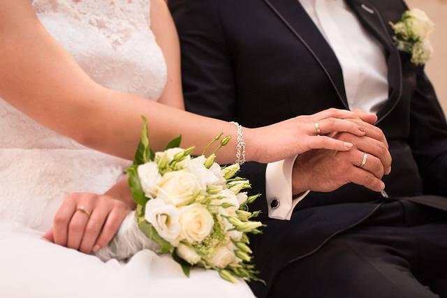 Wedding Rings Oath Young · Free photo on Pixabay (55915)