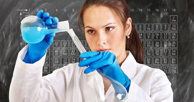 Chemist Laboratory Periodic System · Free photo on Pixabay (55949)