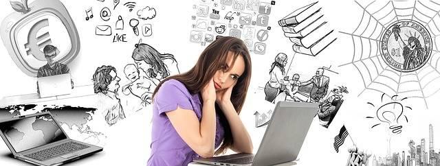 Woman Burnout Multitasking · Free image on Pixabay (56742)