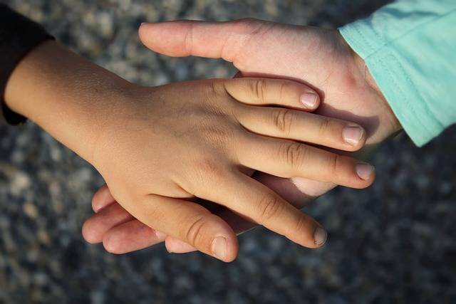 Hand Child Children · Free photo on Pixabay (56983)
