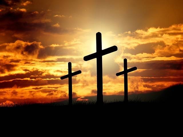 Cross Sunset Sunrise · Free photo on Pixabay (57767)