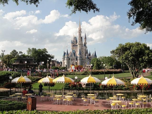 Disneyland Disney Castle Fantasy · Free photo on Pixabay (58220)