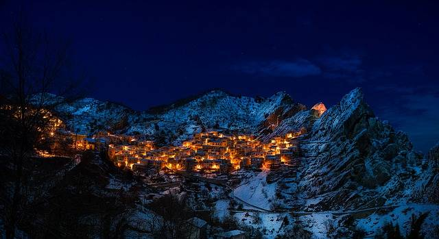 Castelmezzano Italy Village · Free photo on Pixabay (58260)