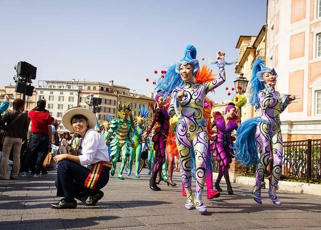 Disney Festival Dance · Free photo on Pixabay (58277)