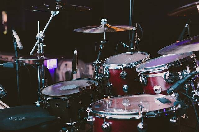 Drum Set Drums Musical Instruments · Free photo on Pixabay (58280)