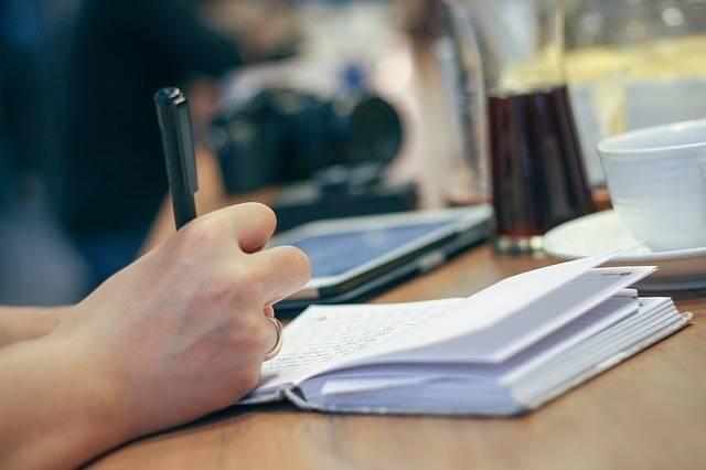 Business Desk Document · Free photo on Pixabay (58478)