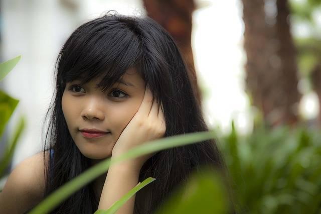 Girl Japanese Smile · Free photo on Pixabay (58608)