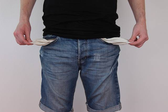 Trouser Pockets Empty Jeans No · Free photo on Pixabay (59242)