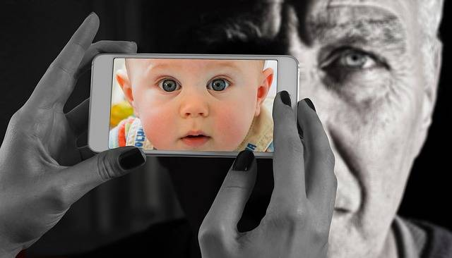 Smartphone Face Man · Free photo on Pixabay (59522)