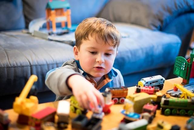 Thomas And Friends Toy Train Boy · Free photo on Pixabay (59538)