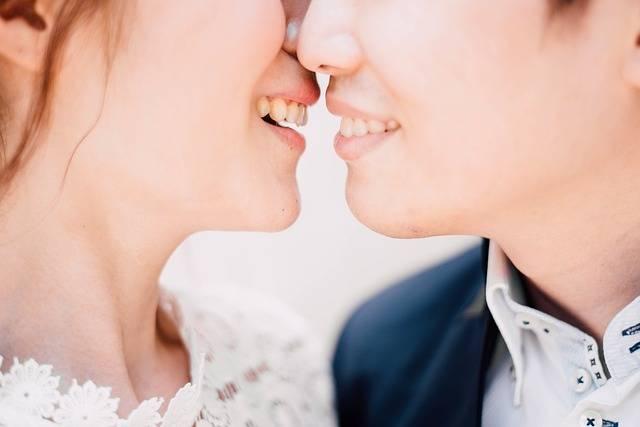Couple Beauty Kiss · Free photo on Pixabay (59689)