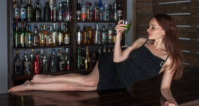 Bar Wine Girl · Free photo on Pixabay (59951)