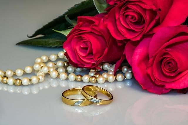 Wedding Rings Gold · Free photo on Pixabay (61288)