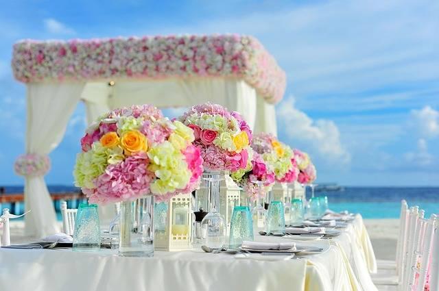 Beach Bunch Of Flowers Celebration · Free photo on Pixabay (62172)