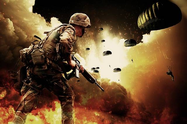War Soldiers Warrior · Free photo on Pixabay (64020)