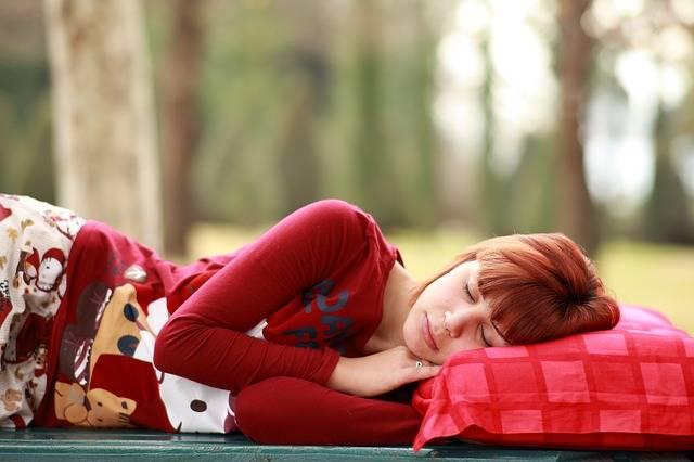 Sleep Pillow Sleepwalking · Free photo on Pixabay (64825)