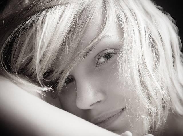 Fashion Blond Portrait · Free photo on Pixabay (65666)