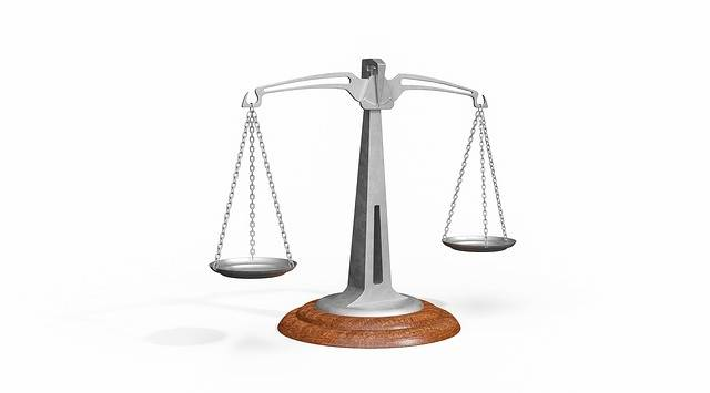 Scale Justice Weight · Free photo on Pixabay (66792)