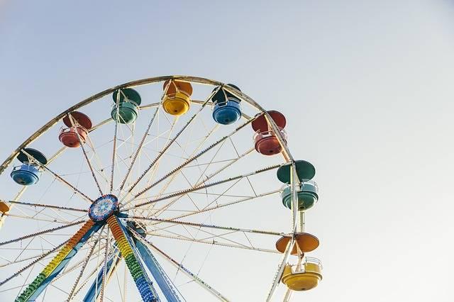 Ferris Wheel Entertainment · Free photo on Pixabay (67048)